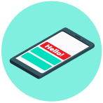 5 dental marketing ideas for patient recall - text messages