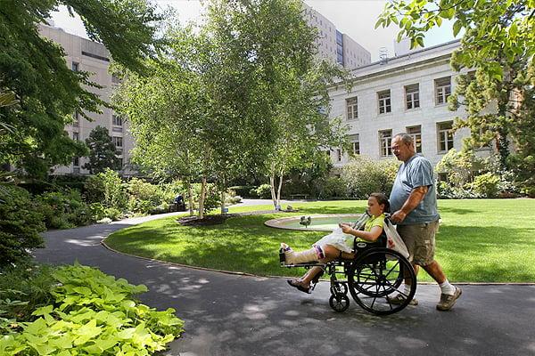 hospital-garden